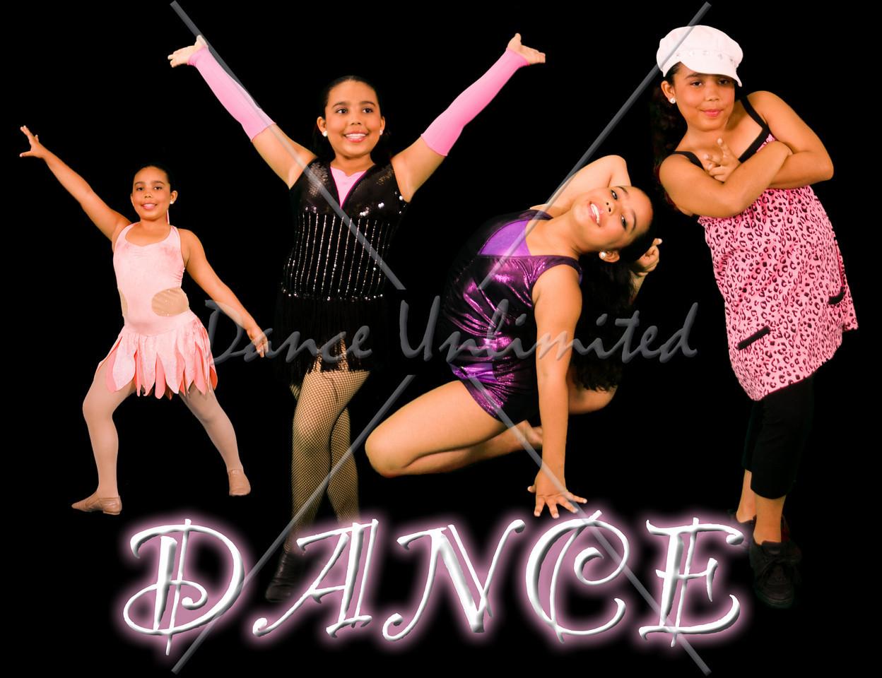 Jayda Dance Montage