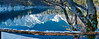 Primo lago di Fusine 030410-927412#Mangart riflesso v164