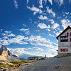 Dolomiti di Sesto vicino al rifugio Locatelli<br /> <br /> Foto Claudio Costerni n. 060809-81818218
