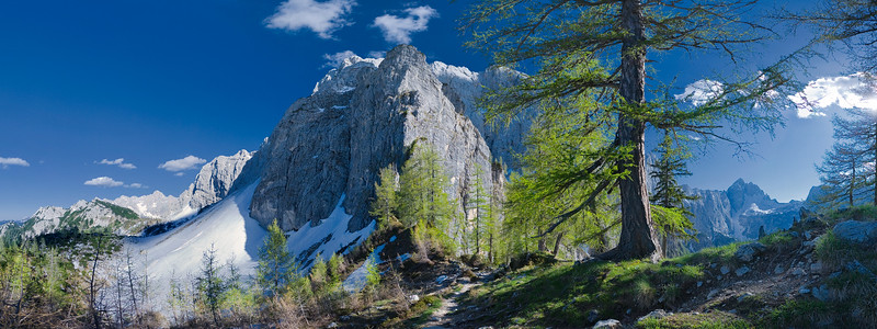 Moistrovka - Alpi Giulie  Foto Claudio Costerni n. 180507-497383