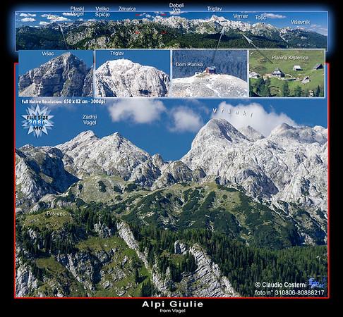 Triglav - Alpi Giulie