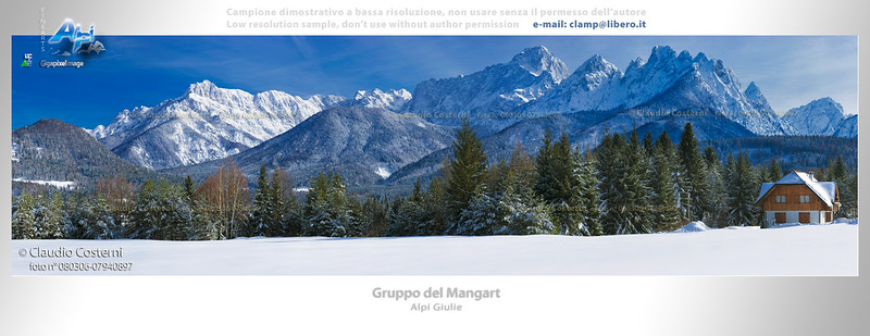 Gruppo del Mangart - foto n° 080306-07940897