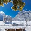Lago di Raibl o del Predil - Val Rio del Lago - Alpi Giulie<br /> <br /> Foto Claudio Costerni n. 210210-943167