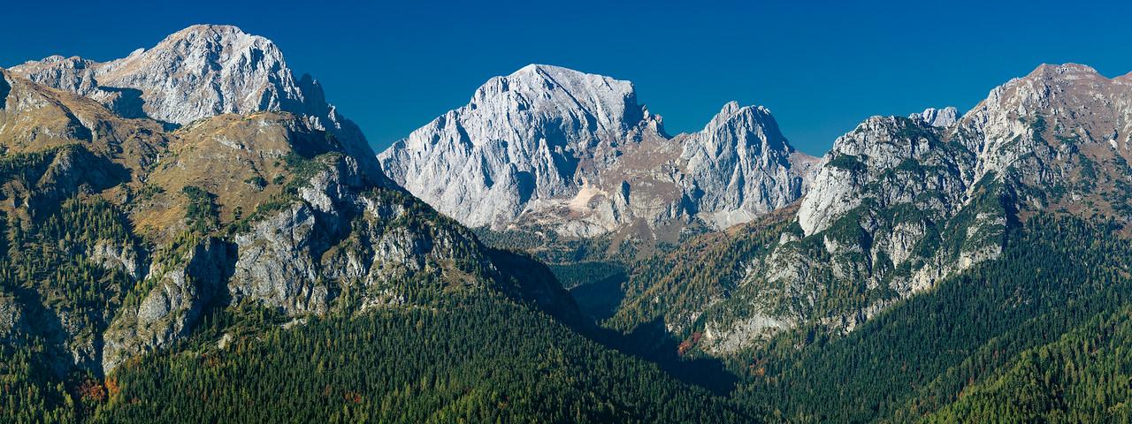Peralba - Alpi Carniche  Foto Claudio Costerni n. 171006-843513