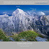Gruppo dello Jalovec dopo il tramonto<br /> Alpi Giulie<br /> <br /> Foto Claudio Costerni n.270703-233037