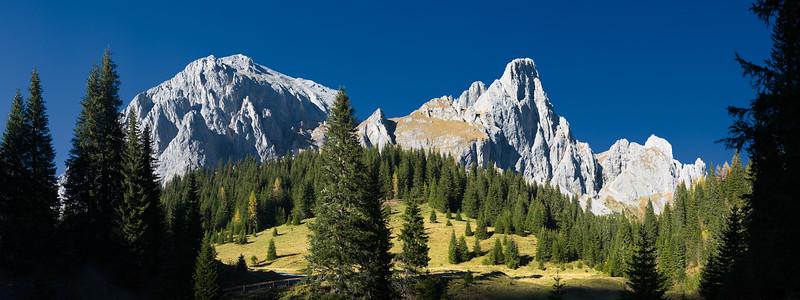 Peralba - Alpi Carniche  Foto Claudio Costerni n. 081007-789923
