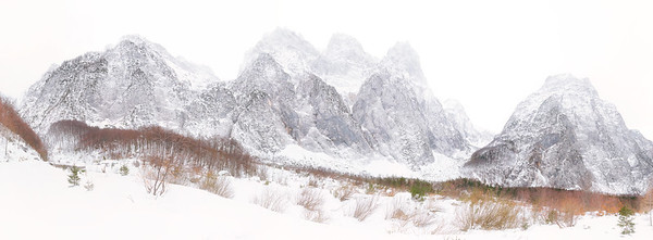 Val Zadnjica sotto il Kanjavec 080215-213699
