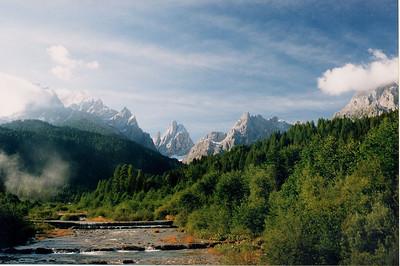 Dolomiti 1995-09