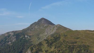 Monte Pore - mi viene da pensare alla Delibana