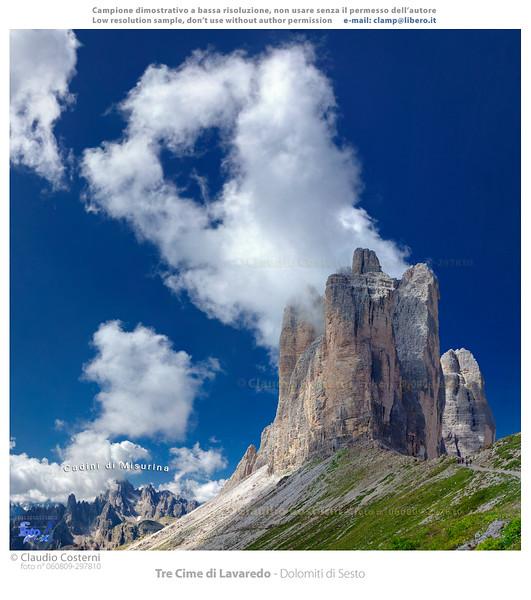 Le Tre Cime di Lavaredo ... nel cuore delle Dolomiti di Sesto!