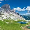 Laghi dei Piani - Dolomiti di Sesto<br /> <br /> Foto Claudio Costerni n.060809-517411 (crop 2)