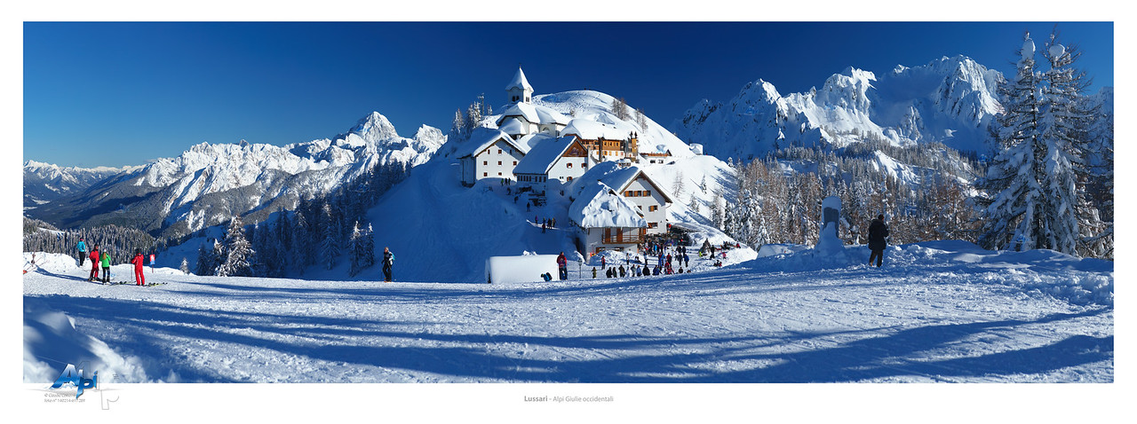 Lussari - Alpi Giulie <br /> <br /> Foto n° 140214-617289