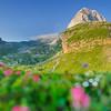 Cima Alta di Valromana, Cime Verdi, Mangart, Jalovec