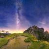 Alta Via per la Via Lattea, proseguire sempre dritto!
