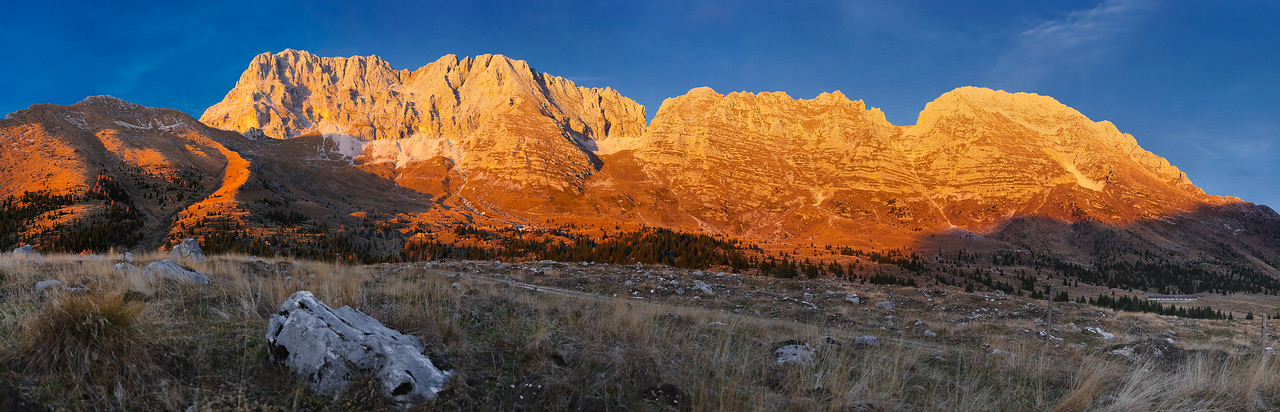 Montasio al tramonto foto n° 161115-050440 v103