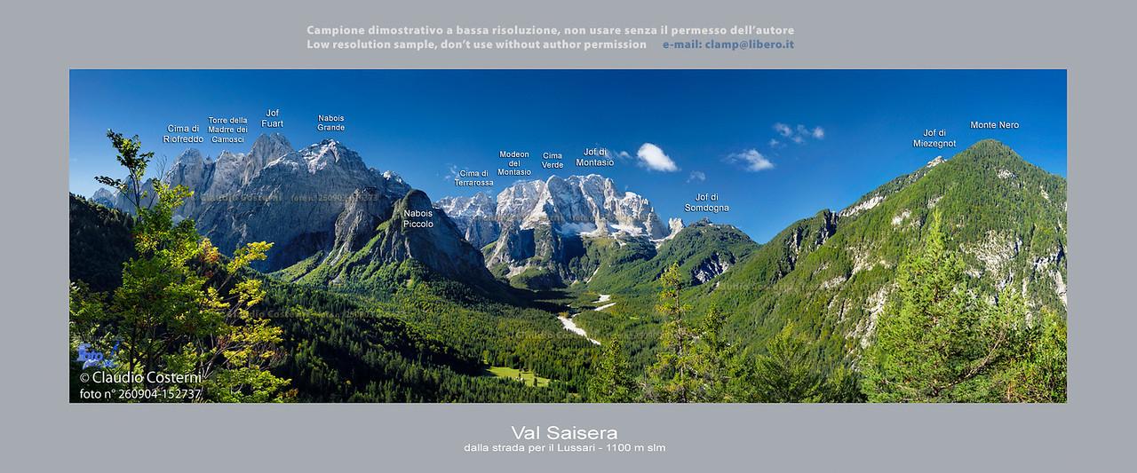 Val Saisera - foto n° 260904-152737