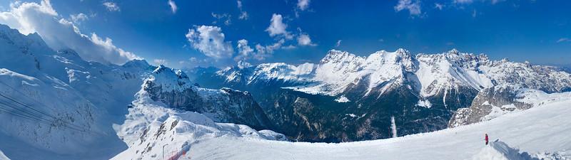 Gruppo del Montasio, versante sud - foto n° 140310-661451