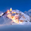 "Alpi Giulie<br /> Monte Lussari di notte.<br /> <br /> <a href=""http://www.promotur.org/code/14975/Foto-gallery"">http://www.promotur.org/code/14975/Foto-gallery</a>"