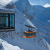 Alpi Giulie - Italia - Funivia del Kanin: Golovec-Sella Nevea - Conca Prevala con la Cima Pecorelle, il Monte Forato e Cima Lunga