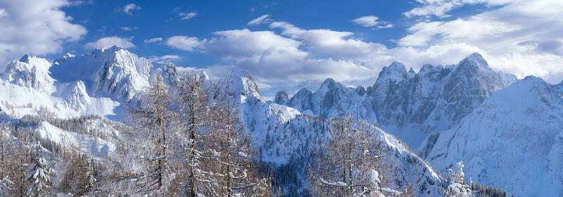 Cima Cacciatore, Gruppo dello Jof Fuart, Val Saisera - foto n° 060308-51855327# soft focus