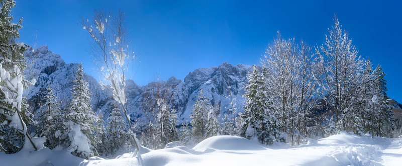 Val Saisera - Montasio - foto n° 110106-788491 glow