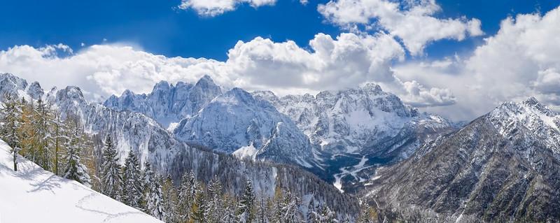 Val Saisera dal Lussari - foto n° 080404-265967