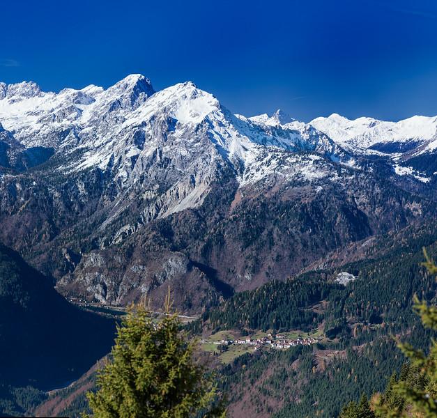 Alpi Carniche dal Crostis 151107-41324340