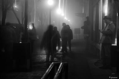 People on the Streets, 2015 It's a Wonderful Night, Turners Falls, MA