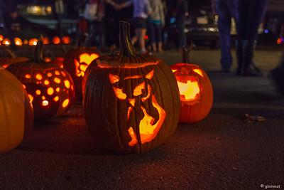 Pumpkins, 2012 Pumpkinfest, Turners Falls, MA