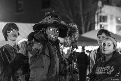 People, 2016 Pumpkinfest, Turners Falls, MA