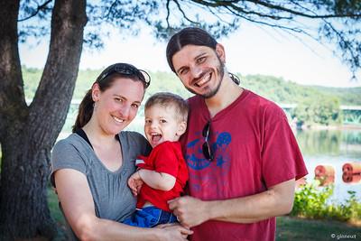 Libby Family, The Brickhouse 5K, Unity Park, Turners Falls, MA