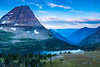 Hidden Lake & Bearhat Mountain, Glacier National Park, MT