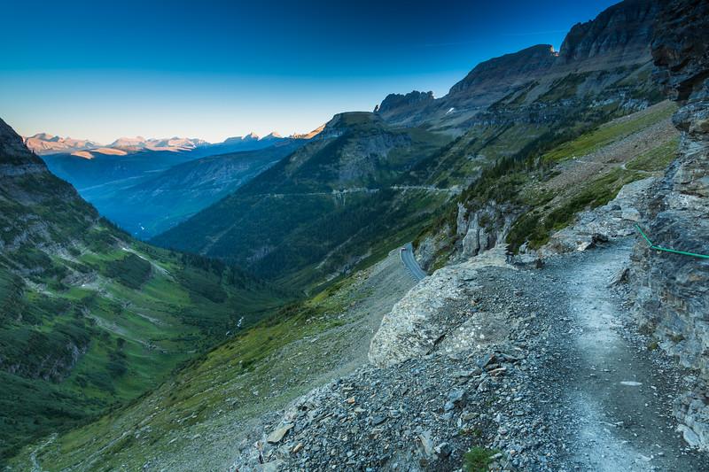 Highline Trail, Glacier National Park, MT