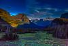 Dawn at Logan Pass