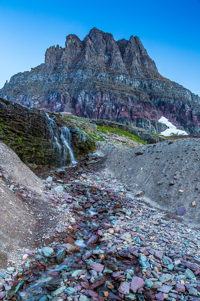 Clements Mountain, Glacier National Park, MT
