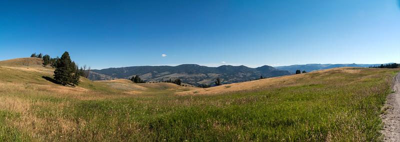 Yellowstone Panorama-1