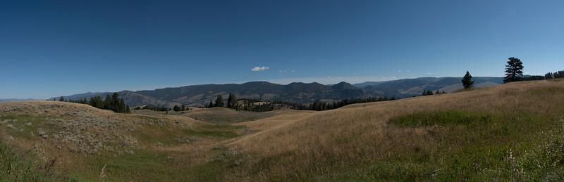Yellowstone Panorama-3