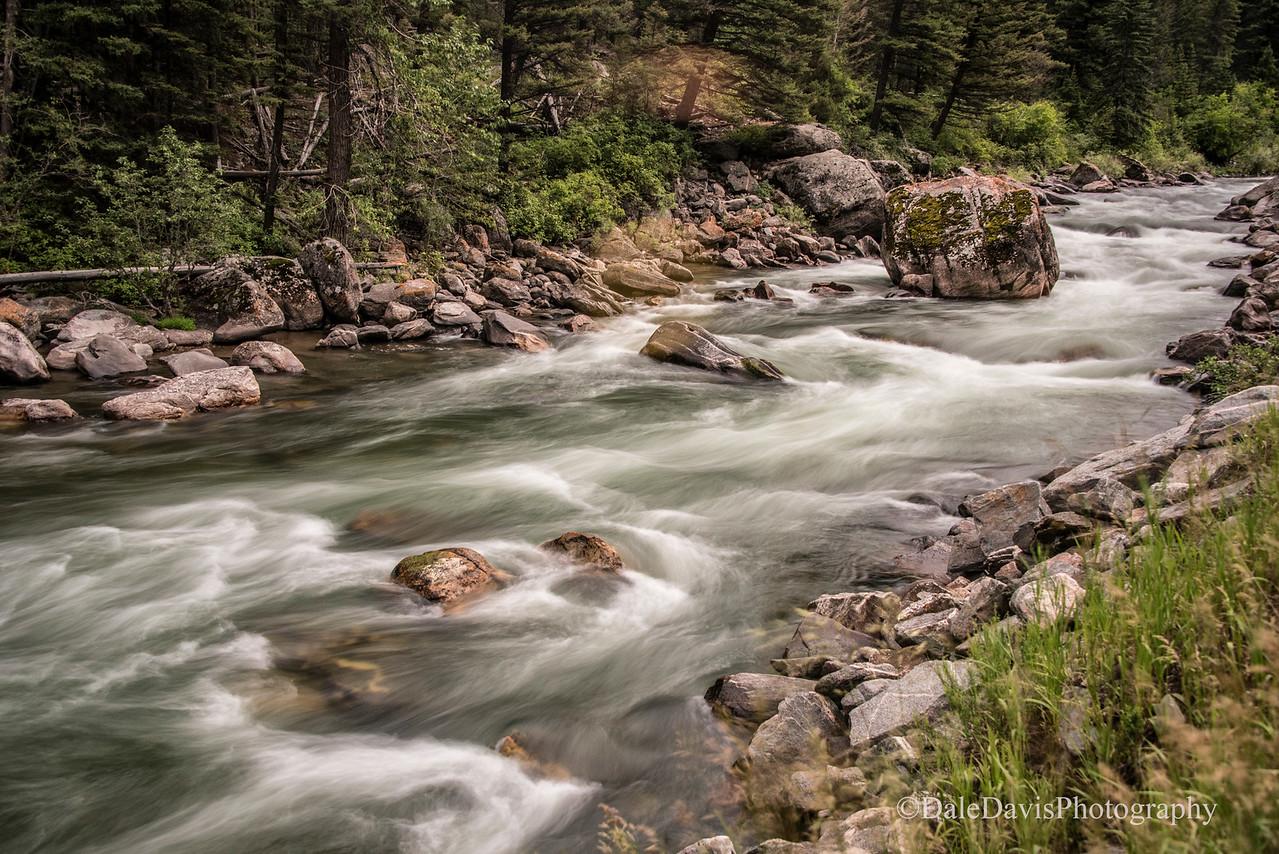 HouseRock-Gallatin River