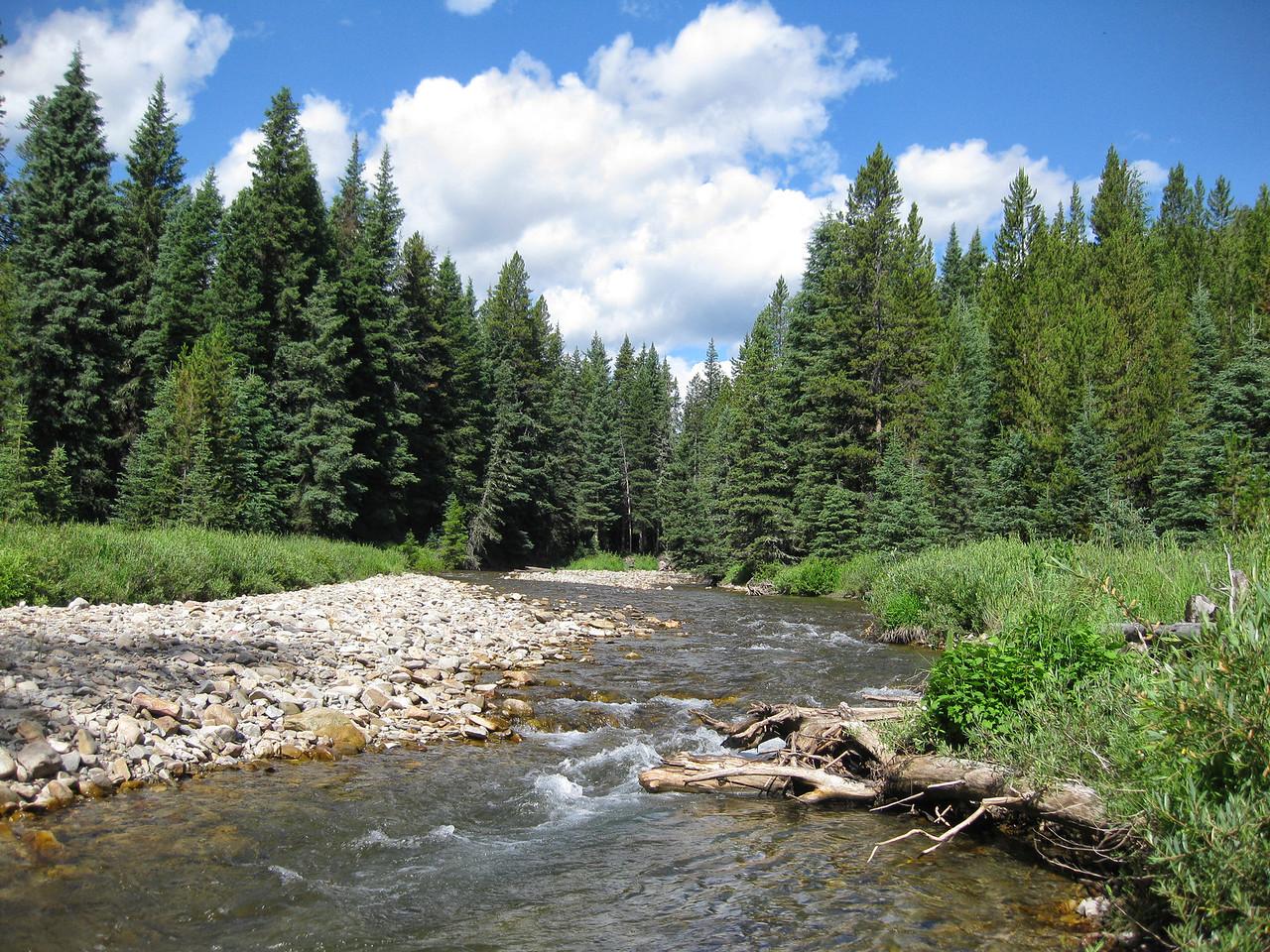 Ouzel Creek