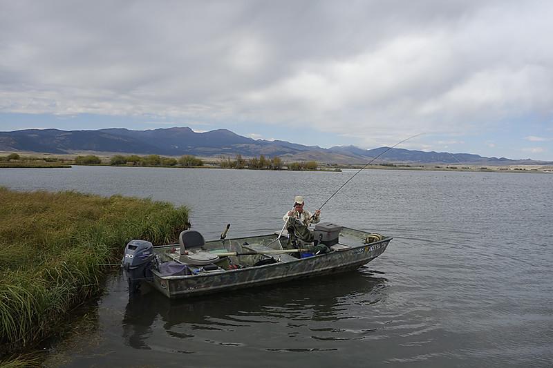 Ennis lake 1