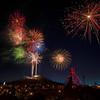Big Butte Fireworks Show 2018!