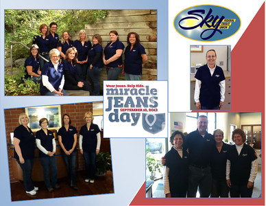 Miracle Jeans Day 2013