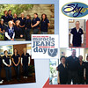 Employees at all of Sky FCU's branches (Livingston, Bozeman, and Belgrade) slipped on their jeans for work on Miracle Jeans Day. Photo montage designed by Sena Estes.
