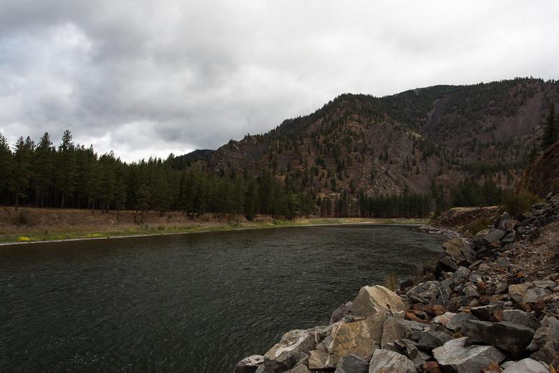 Montana, Clark Fork River (1 of 2)