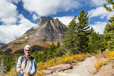 Glacier National Park - Many Glacier Area - Redrock Trail-1077-19