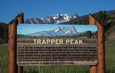 Trapper Peak, Bitterroot Valley, Mt