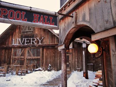 Marlboro Ranch Livery