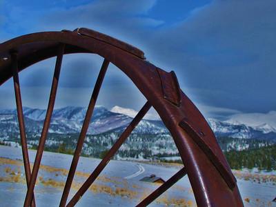 Wheel in Montana