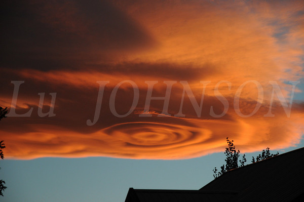 Amazing Cloud Formations taken on 9.27.2010 in Cut Bank, Montana.   Anyone know what the cloud formations are called?