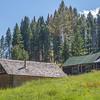 Remnants of Garnet. Montana